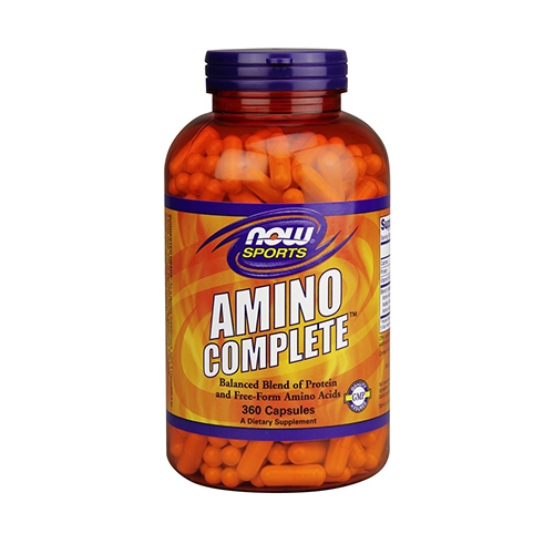 Now Foods, Amino Complete (120)