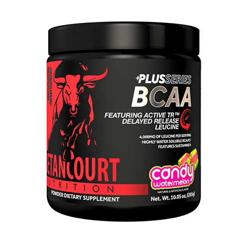 Betancourt Nutrition BCAA Plus (285g) Tropical Punch