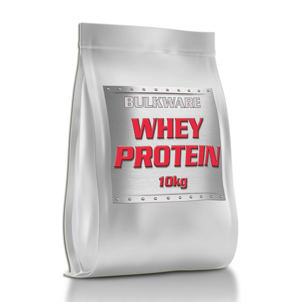 WHEY Protein 10kg, 24g Protein pro Portion 31g, Vanille  BULKWARE