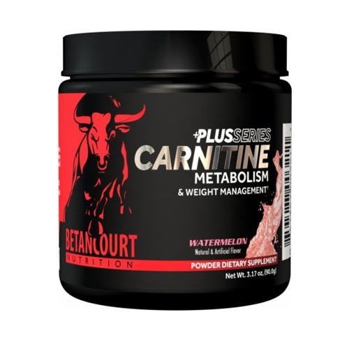 Betancourt Nutrition Carnitine Plus (60 Serv.) Strawberry Lemonade