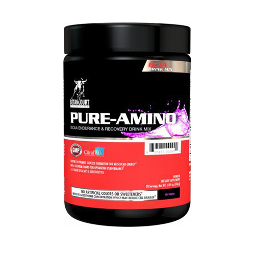 Betancourt Nutrition Pure-Amino (28 Serv.) Fruit Punch