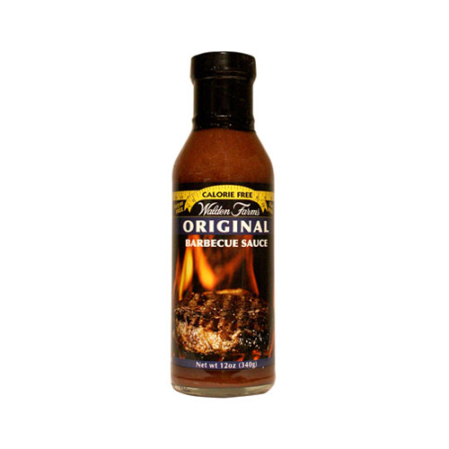 Walden Farms Barbecue Sauce 340 Gramm Hickory Smoked