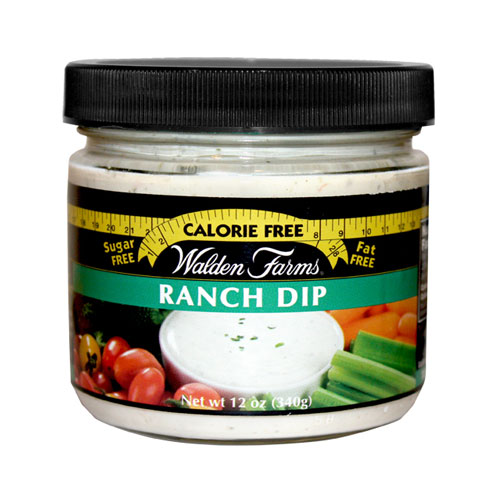 Walden Farms Veggie & Chip Dips 340 g Bacon
